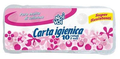 Carta Igienica Noi&Voi 10 rotoli