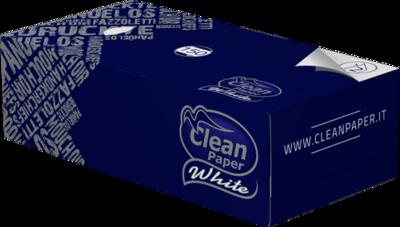 Veline White Clean Paper 2 Veli 150 pz