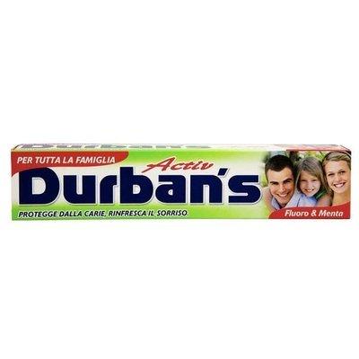 Dentifricio Active Per Tutta La Famiglia Durban's 75 ml