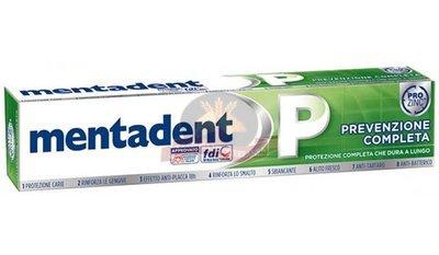 Dentifricio Prevenzione Completa Mentadent 100 ml