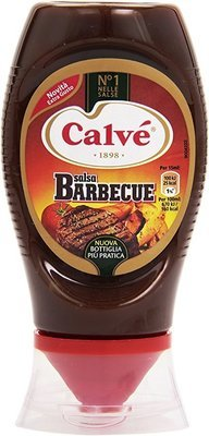 Salsa Barbecue Top Down Calvé 250 gr