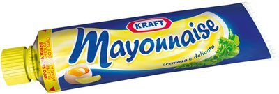 Maionese Kraft Tubo 142 gr