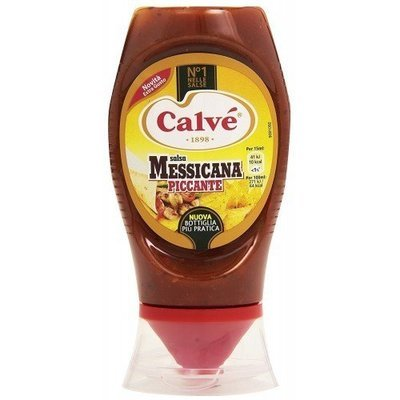 Salsa Messicana Top Down Calvé 250 gr