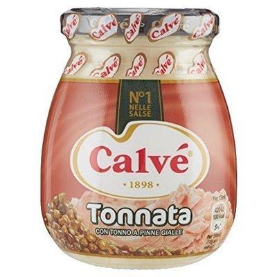 Salsa Tonnata Calvé 225 gr