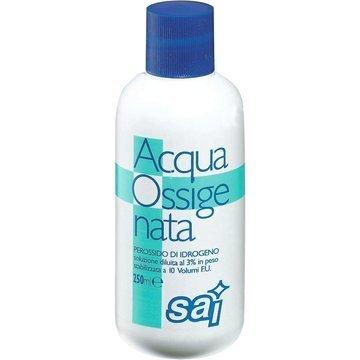 Acqua Ossigenata 10 Vol Sai 250 ml