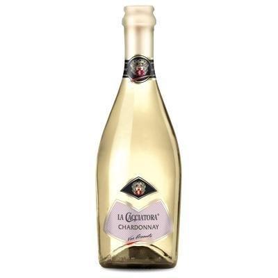 Chardonnay Frizz. La Cacciatora 750 Ml