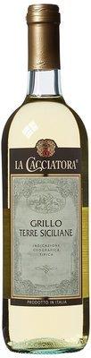 Grillo Terre Siciliane Igt La Cacciatora 750 Ml