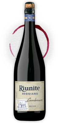 Lambrusco Secco Igt Cantine Riunite 750 Ml