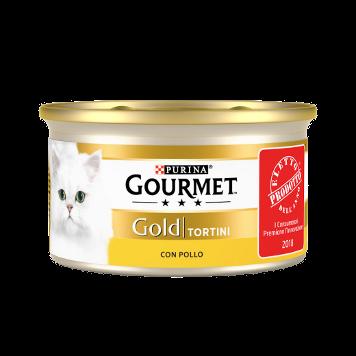 Gourmet Gold Con Pollo Scatoletta 85 g