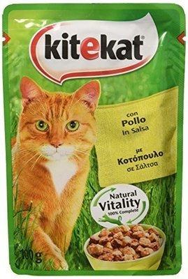 Kitecat Con Pollo Buste 100 g