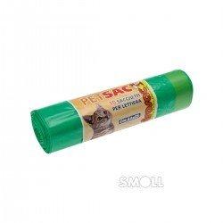 Sacchi Con Maniglie Per Lettiera Cm 84X35 10 Pz Virosac 10 pz