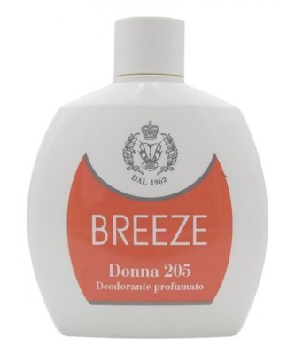 Deodorante Breeze Donna 100 ml