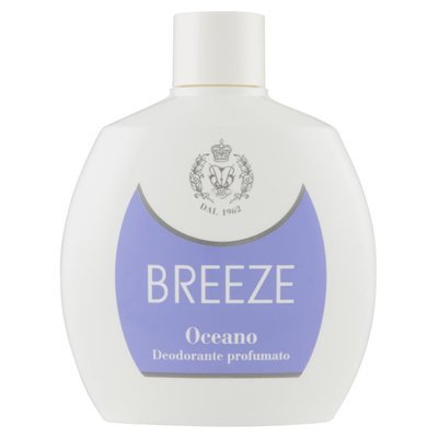 Deodorante Breeze Oceano 100 ml