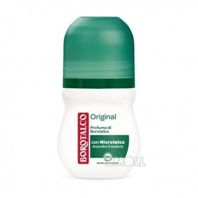 Deodorante Original Roll On Borotalco 50 ml