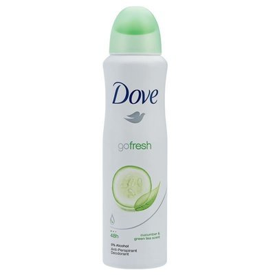 Deodorante Spray Go Fresh Dove 150 ml