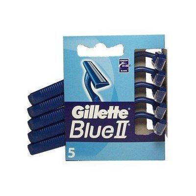Rasoi Blue II Gillette 5 pz