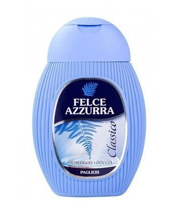 Bagnoschiuma Classico Felce Azzurra 200 ml
