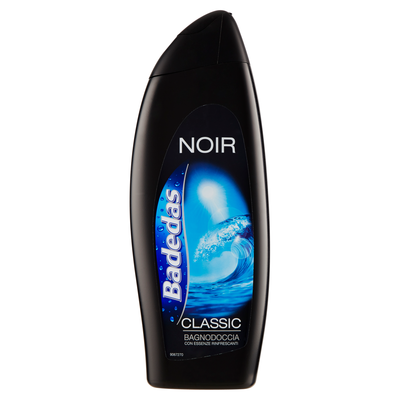 Bagnoschiuma Classic Noir Badedas 500 ml