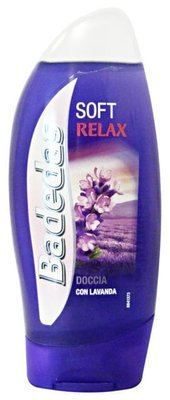 Bagnoschiuma Lavanda Soft Relax Badedas 250 ml