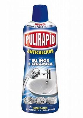 Pulirapid Anticalcare Liquido 500 ml