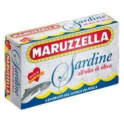 Sardine all'Olio di Oliva Maruzzella 120 gr