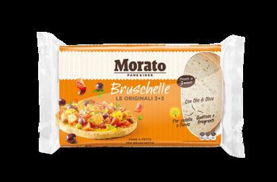 Pane Bruschelle Morato