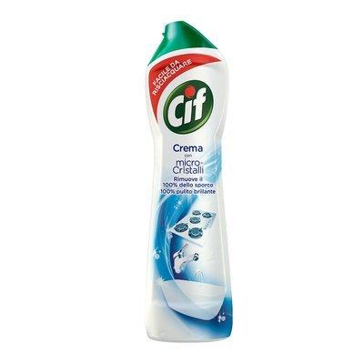 Cif Crema Con Micro Cristalli 500 ml
