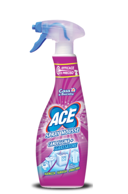 Ace Spray Mousse Con Candeggina 700 ml