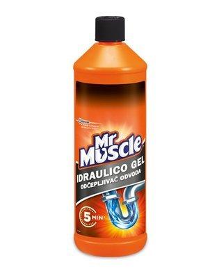 Disgorgante Mister Muscolo Gel 1000 ml