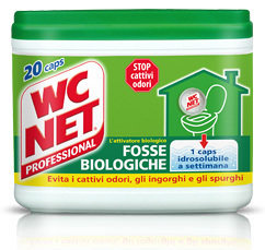 Wc Net Fosse Biologiche 216 gr
