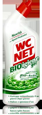 Wc Net BIOigiene Gel 700 ml