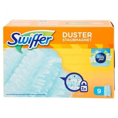 Swiffer Duster Piumino Ricarica 9 pz