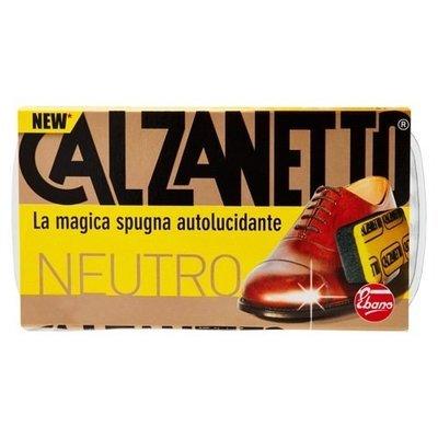 Calzanetto Autolucidante Ebano