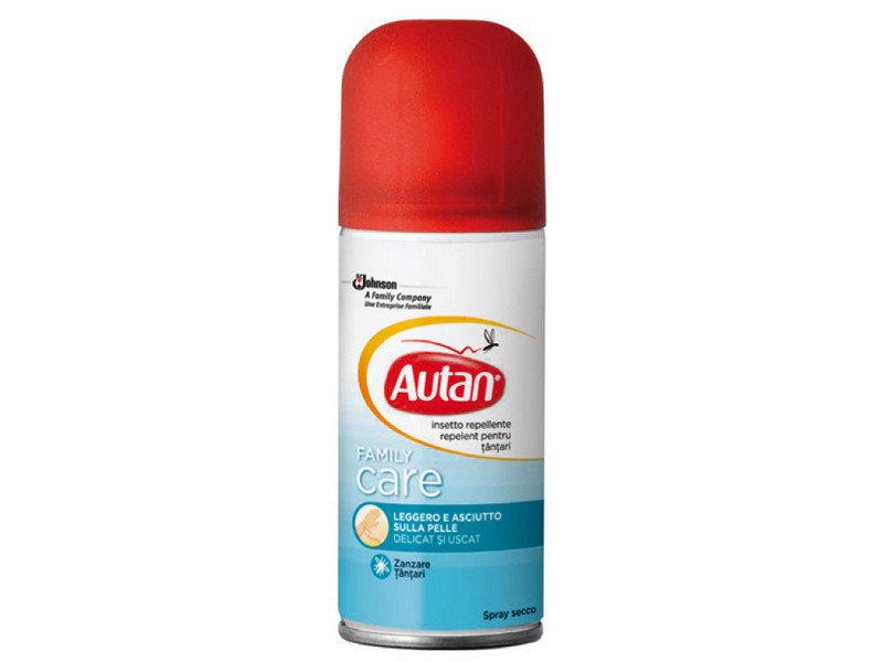 Antizanzare Autan Family Spray 100 ml