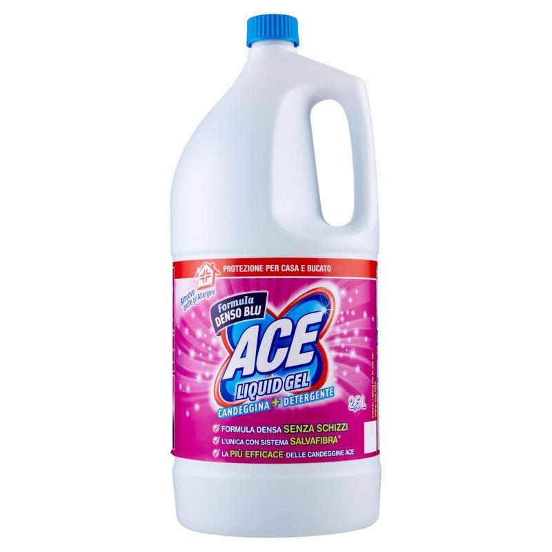 Candeggina Cremosa e Profumata ACE 2,5 lt