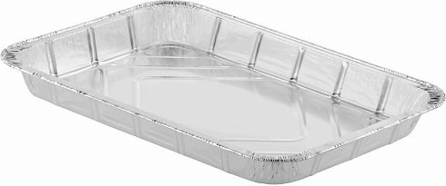 Vaschette Alluminio 12 Porzioni Contital 2 pz