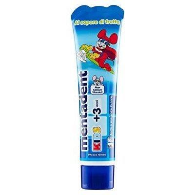 Dentifricio Mentadent Più 3 Anni Kids 50 ml