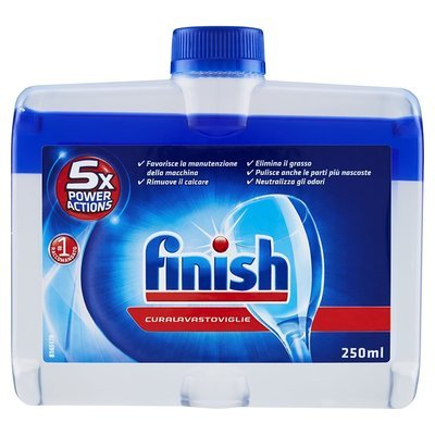 Finish Cura Lavastoviglie 250 ml