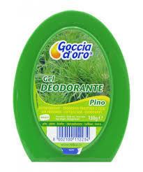Deodorante Gel Pino Goccia d'Oro 150 gr