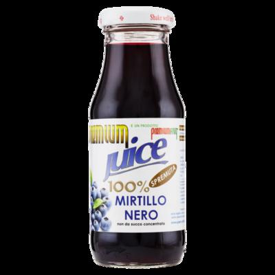 Spremuta Di Mirtillo Nero Premium 200 ml