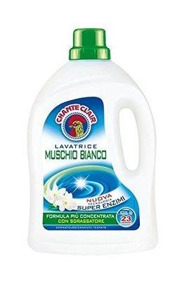 Chanteclair Lavatrice Muschio Bianco 30 Lavaggi