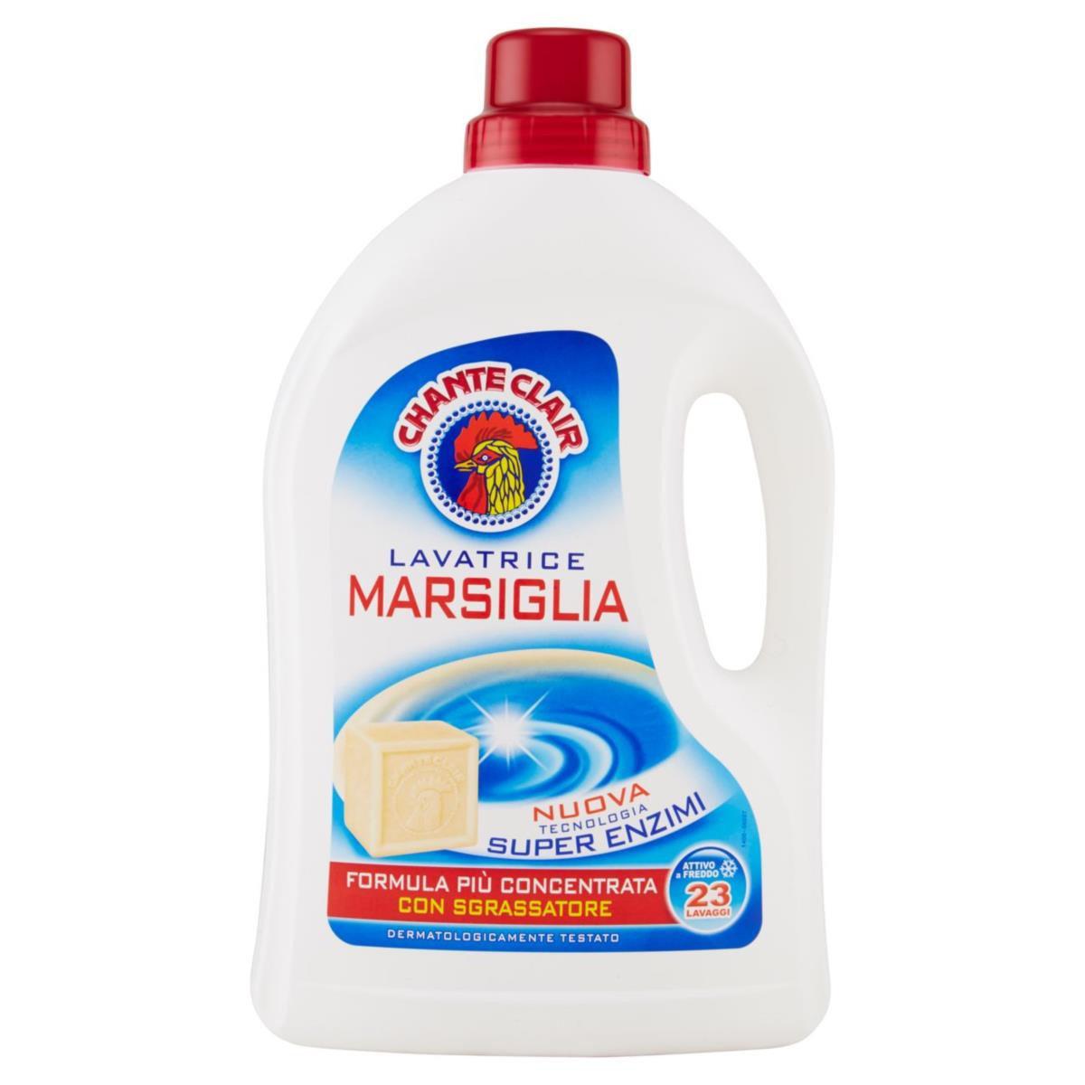 Chanteclair Lavatrice Marsiglia 25 Lavaggi