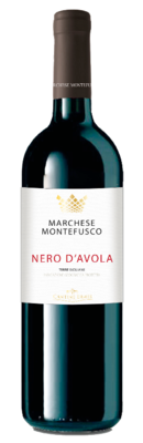 Nero D'Avola DOC Montefusco 750 ml