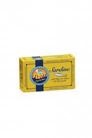 Sardine Flott in Olio di Girasole 125 gr