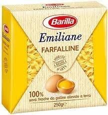 Farfalline all'Uovo Barilla 250 gr