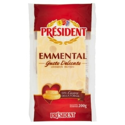 Emmental President 200 gr