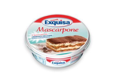 Mascarpone Exquisa 250 gr