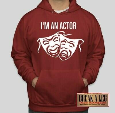 Hoody - I'm an Actor