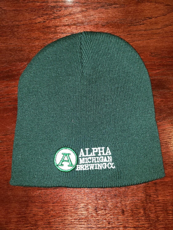 Winter Hat- Green Cap