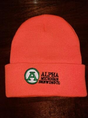 Winter Hat- Orange